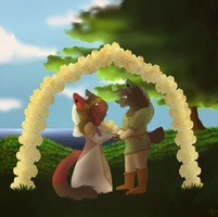 Our life together starts now by whitewolfspup