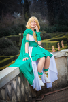 Fuu Hooji - Magic Knight Rayearth by oShadowButterflyo