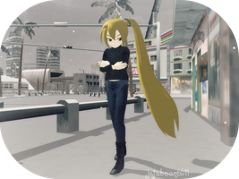 [MMD] Snow effects by Party-P