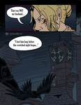 Bloodborne | AU Comic pt 08 by Dezfezable