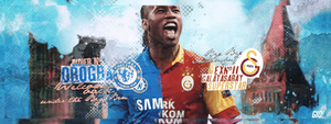 Drogba  welcome back under the Big Ben by GioGXF