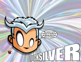 DEADDOG's QUICKSILVER HOMAGE by DeadDog2007