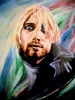 Kurt Cobain by Toast79