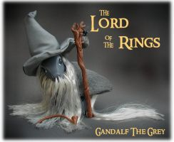 The lord of the rings Gandald by Barkingmadd