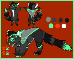 Red Panda Auction -Closed- by XShadowstar