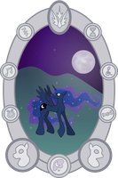 Luna by TotallyAnAlicornGuys