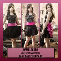 Photopack 387: Demi Lovato by PerfectPhotopacksHQ