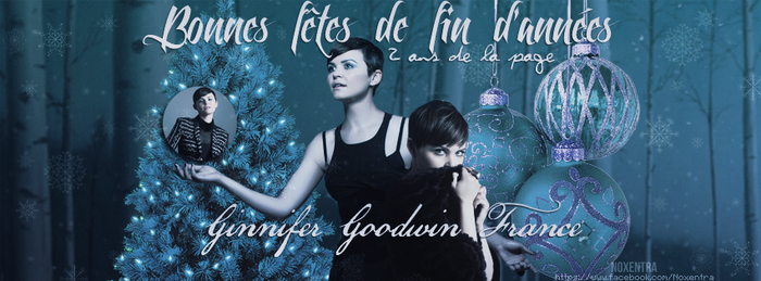 Ginnifer Goodwin France by N0xentra