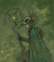 Izary Magician by Archaia