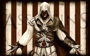 Assassin's Creed 2 Wallpaper by garnettrules21