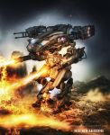 Mechwarrior by peroni68