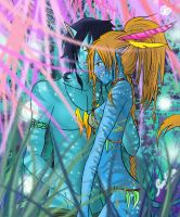 Avatar lovee by Sparkly-Monster