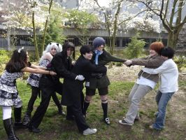 Sakura-Con 2012 What is going on here ... by GayMenDancing