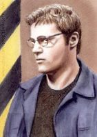 Michael Shanks mini-portrait by whu-wei