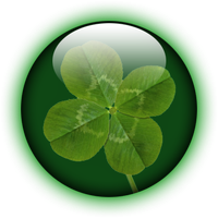 Realistic Shamrock Orb by climber07