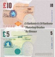 Banknote Brushes - Updated by Almoace