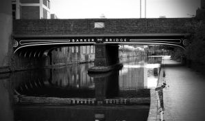 Barker bridge by awjay