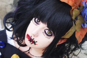 meto cosplay by 4igi4
