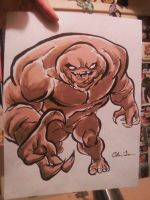 CLAYFACE by ChrisFaccone