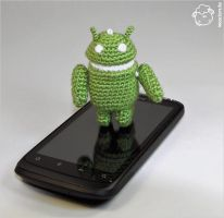 Android Phone by wooltoys-ru