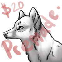 Wolf Port Premade - FOR SALE by TallestSky
