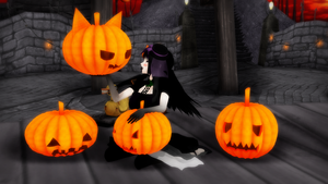 MMD DL Series Jack O'Lanterns DL by 2234083174