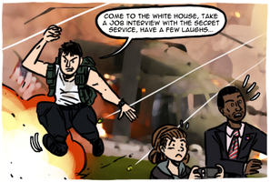 White House Down by theEyZmaster