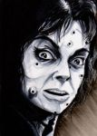 Barbara Steele Black Sunday by Christopher-Manuel
