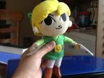 My ToonLink doll by IToonZelink24
