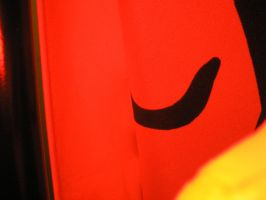 Red and Black by Churba