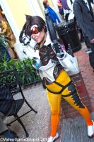 Katsucon 2015 - Tracer by VideoGameStupid