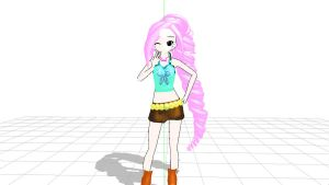 YAY I GOT THE TEXTURES ON!! :D by CutiePie32510