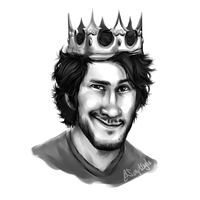 The Floof King by SimplEagle