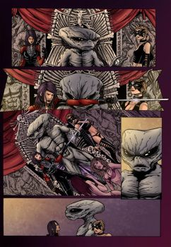 Young Gods chapter 2 page 6 by Rancez
