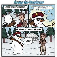 A New Vegas Christmas Special by Doomed-Dreamer