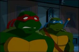 ohh look Leo and Raph x3 by FuSSsL