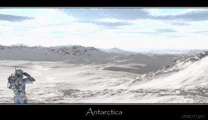 Antarctica by thd777
