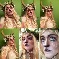Forest Costume by Crimsella