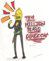 Lemongrab by animepunk811