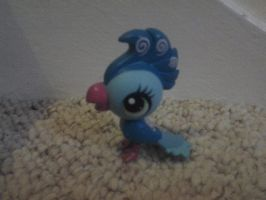 LPS Peacock by ButchxButtercup1996