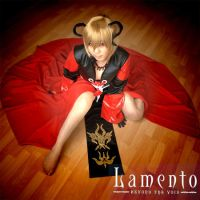 Lamento - Devil of Wrath by kaworu0926