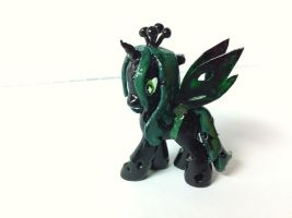 My Little Pony Custom Blindbag: Queen Chrysalis by CJEgglishaw