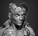 Inquisitor face by PabelBilly