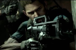 Resident Evil 6: Chris Redfield 2 by heatheryingNL