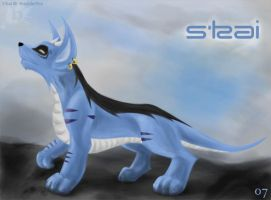 S'kai for Thunderfox by Besonik