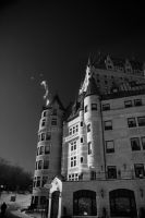 Chateau Frontenac by Nymagirl