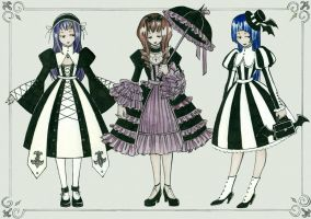Gothic Lolita by Kutty-Sark