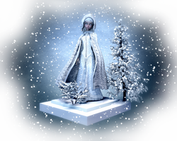 Little Snow Queen by Ameesa