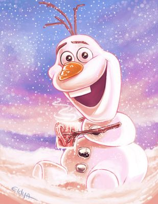 Olaf by peascean