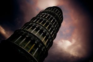 The Tower Pisa by Phil-Norton
